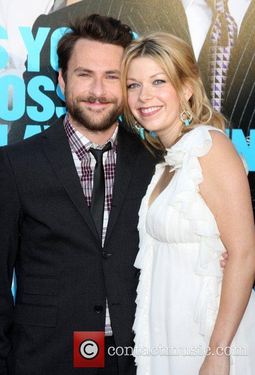 Charlie Day and Mary Elizabeth Ellis The Los...