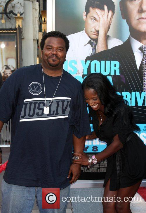 Craig Robinson The Los Angeles premiere of 'Horrible...