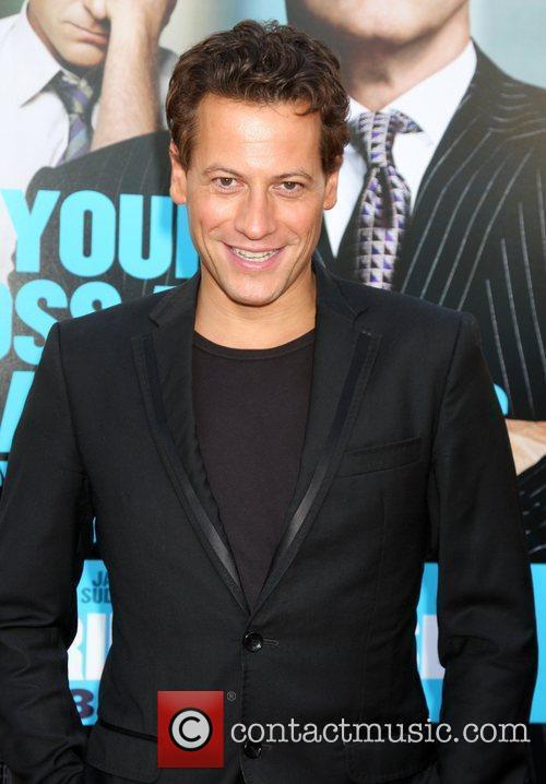 Ioan Gruffudd The Los Angeles premiere of 'Horrible...
