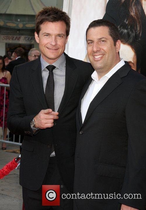 Jason Bateman and Christopher Lennertz The Los Angeles...