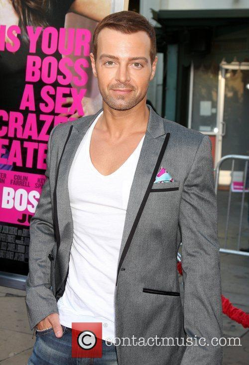 Joey Lawrence The Los Angeles premiere of 'Horrible...