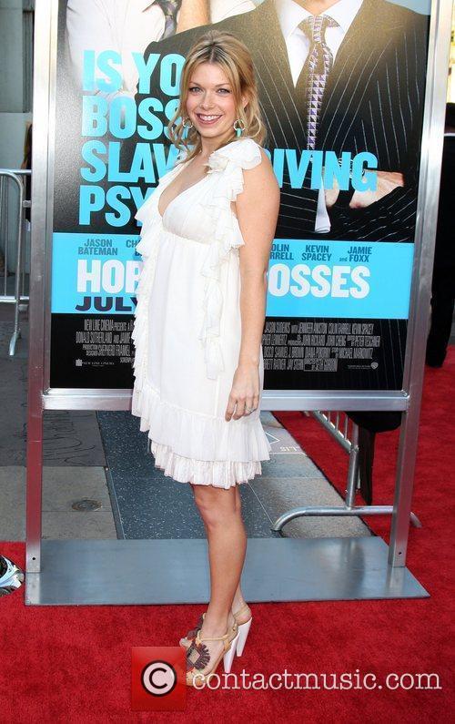 Mary Elizabeth Ellis The Los Angeles premiere of...