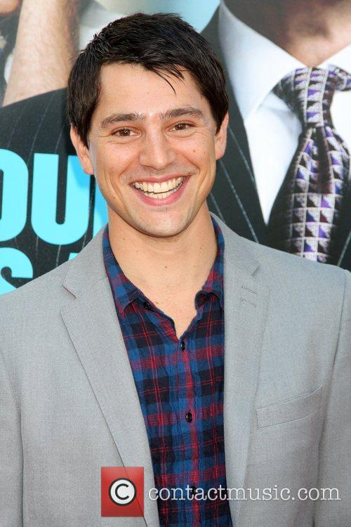 Nicholas D'Agosto The Los Angeles premiere of 'Horrible...