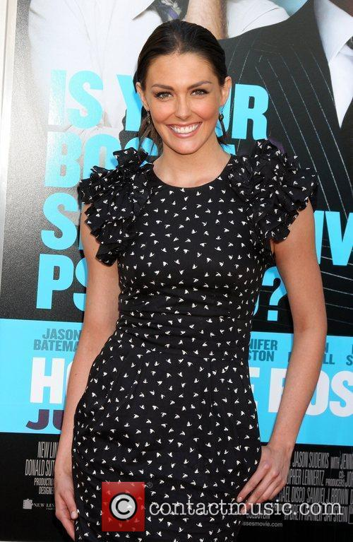Taylor Cole The Los Angeles premiere of 'Horrible...