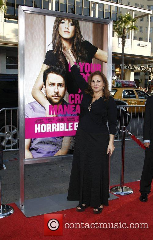Kathy Najimi The Los Angeles premiere of 'Horrible...