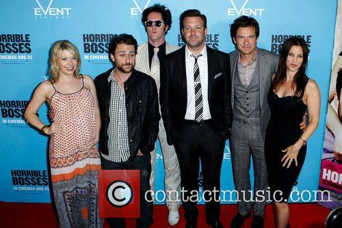 Cast and Jason Bateman 2