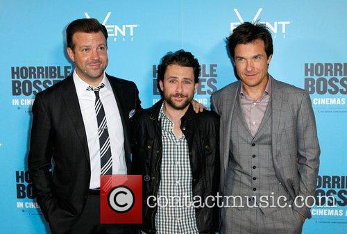 Jason Sudeikis, Charlie Day and Jason Bateman 2