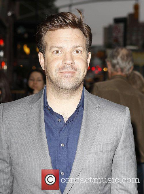 Celebrities arrive for a screening of 'Horrible Bosses'...