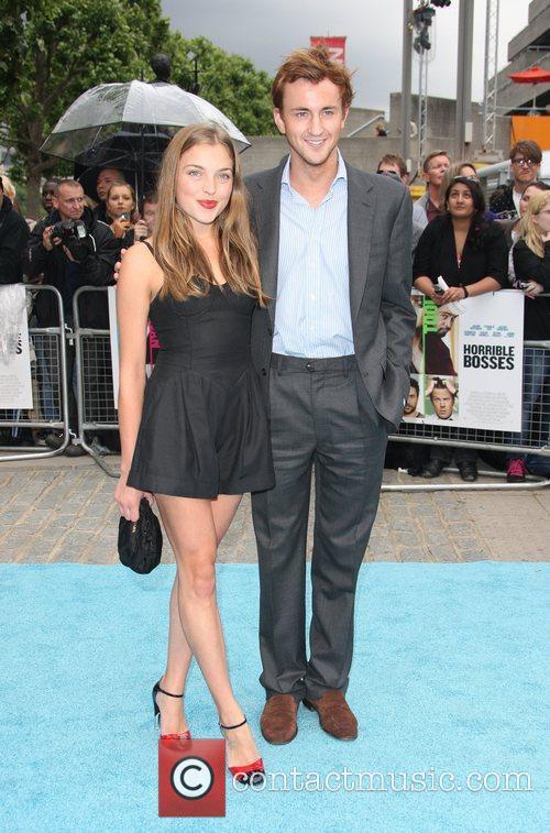 Francis Boulle 'Horrible Bosses' UK premiere held at...