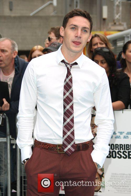 Kirk Norcross 'Horrible Bosses' UK premiere held at...