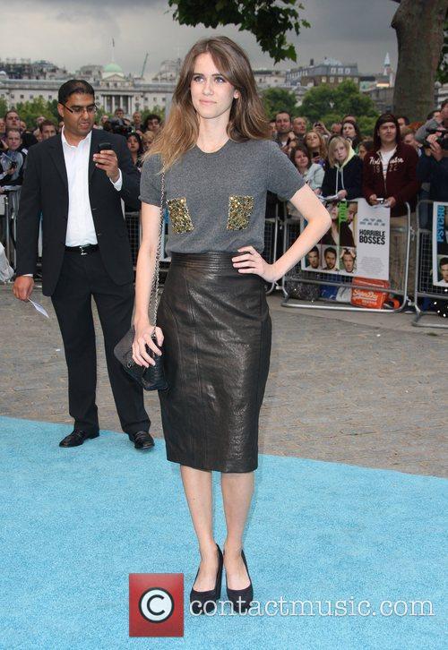 Jade Williams aka Sunday Girl 'Horrible Bosses' UK...
