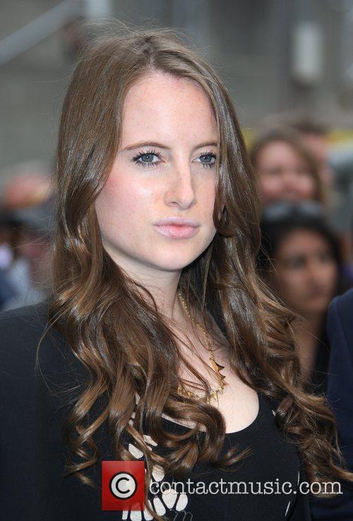 Rosie Fortescue 'Horrible Bosses' UK premiere held at...