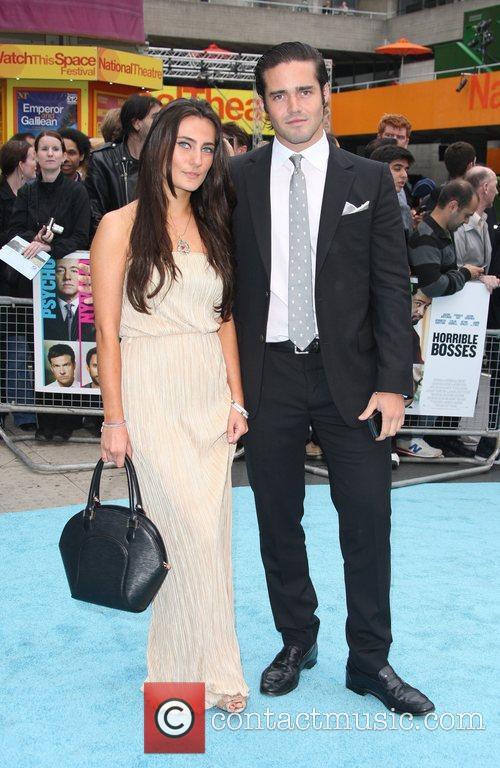 Spencer Matthews 'Horrible Bosses' UK premiere held at...
