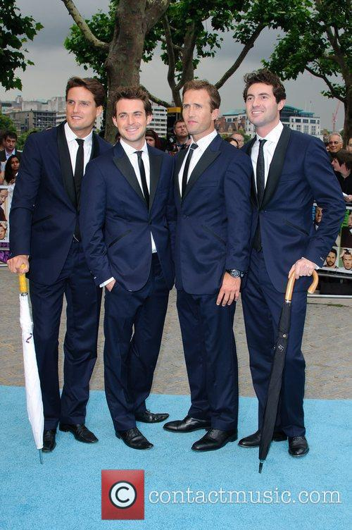 'Horrible Bosses' UK premiere held at BFI Southbank...