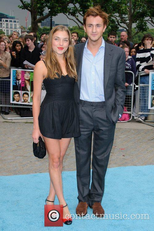 Guest and Francis Boulle 'Horrible Bosses' UK premiere...