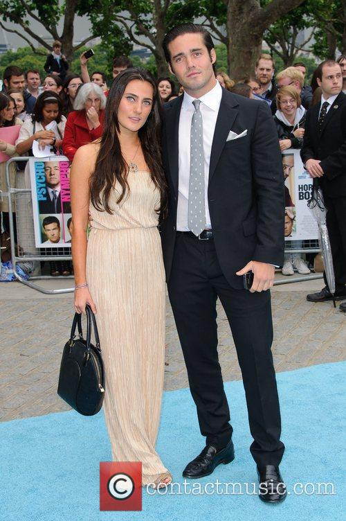 Guest and Spencer Matthews 'Horrible Bosses' UK premiere...