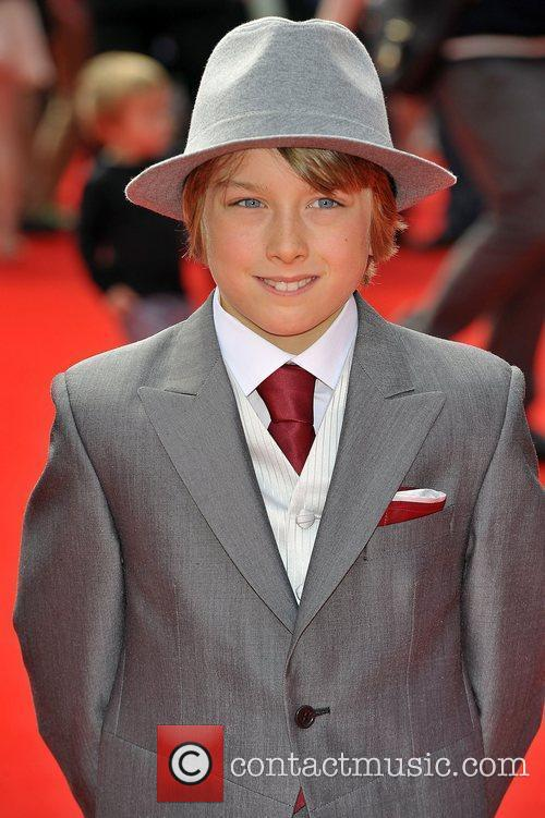 The Premiere of 'Horrid Henry' held at BFI...