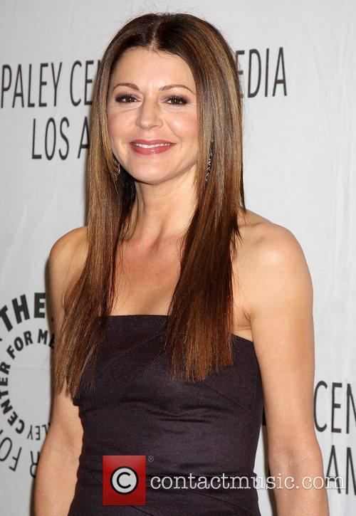 Jane Leeves,  at the Paleyfest 2011 Presents...