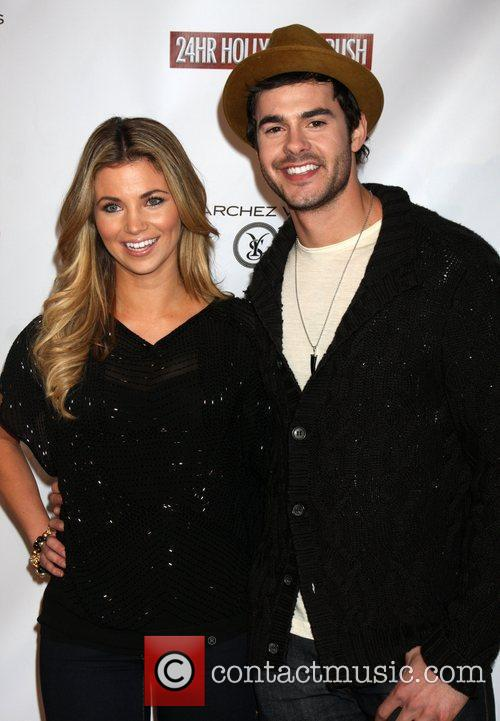 Amber Lancaster and Jayson Blair 24 Hour Hollywood...