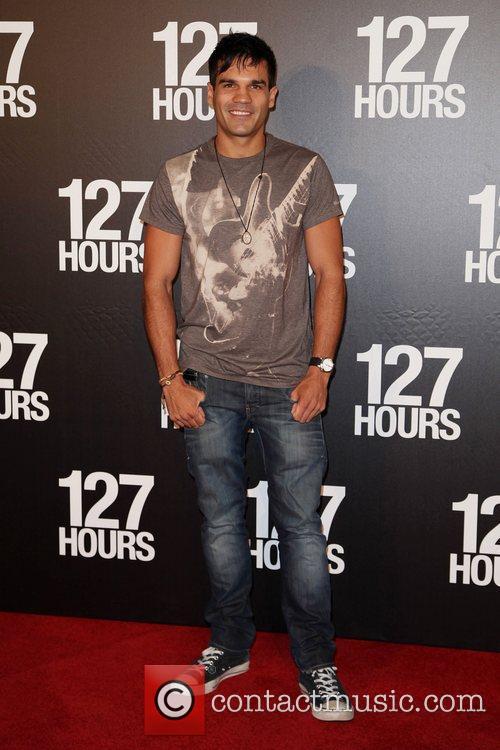 Daniel Amalm The Australian premiere of '127 Hours'...
