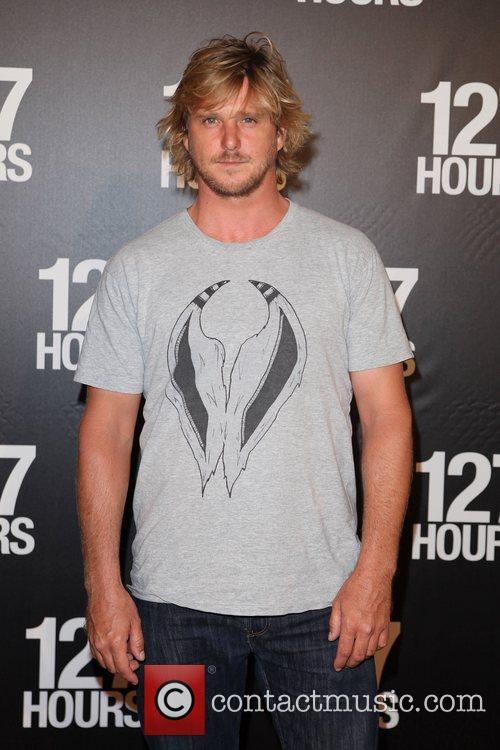 Diarmid Heidenrich The Australian premiere of '127 Hours'...