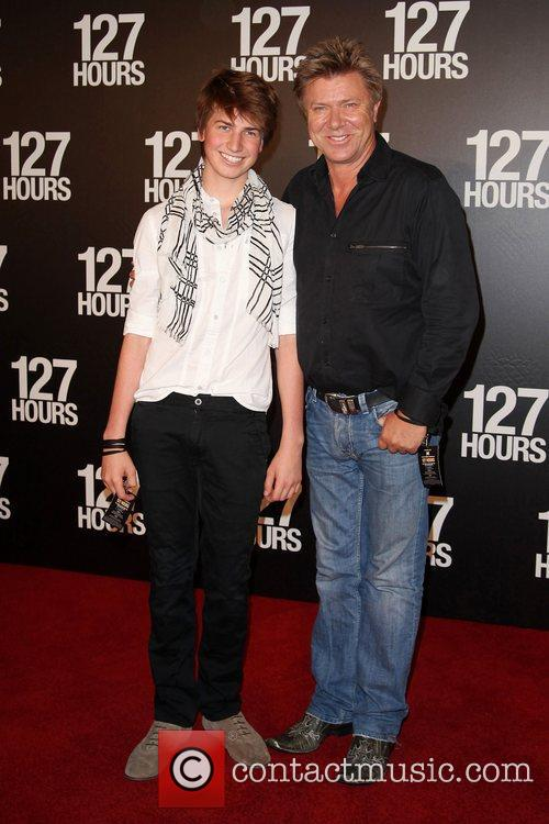 Richard Wilkins and his son Christian Wilkins The...