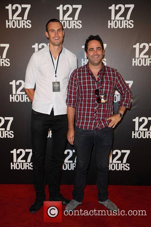 Ryan Fitzgerald and guest The Australian premiere of...