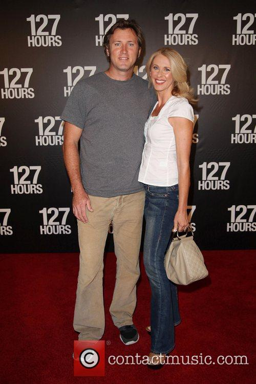 Tracey Spicer The Australian premiere of '127 Hours'...