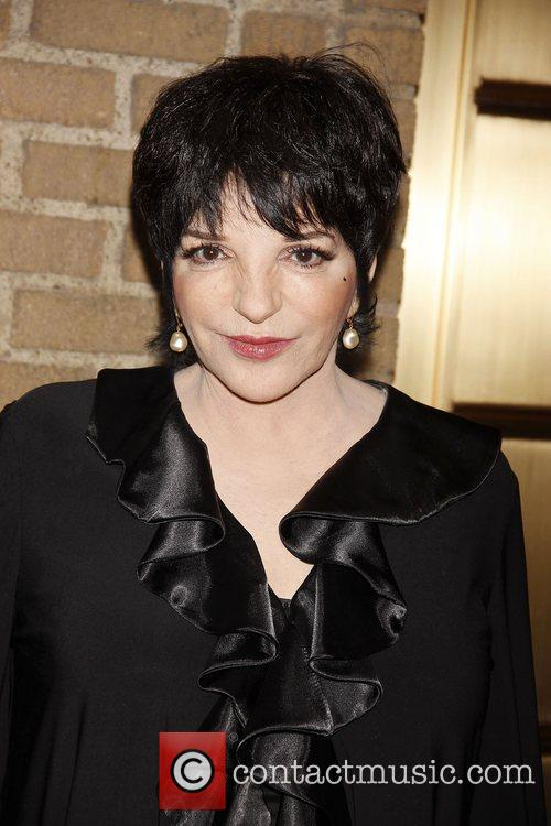 Picture liza minnelli opening night of the broadway for House of liza