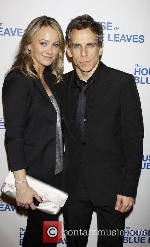 Christine Taylor and Ben Stiller 3