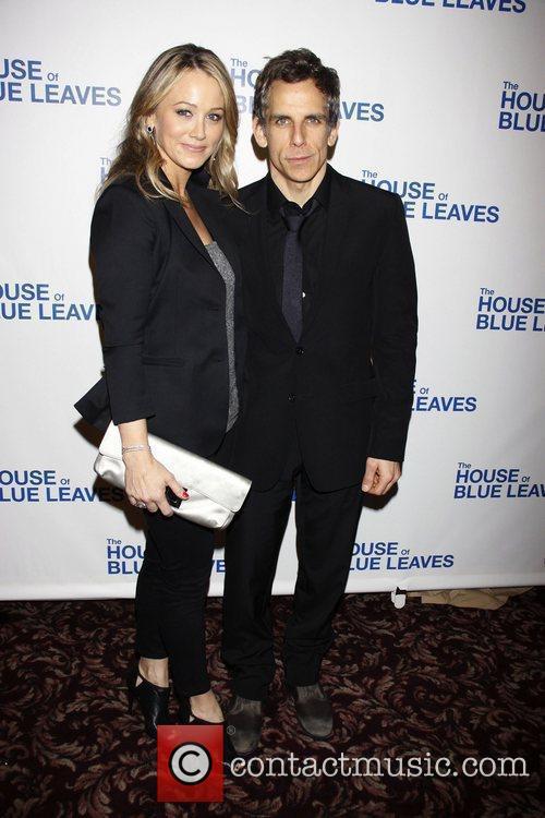 Christine Taylor and Ben Stiller 5