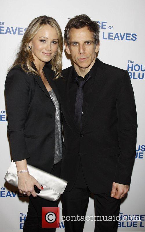 Christine Taylor and Ben Stiller 1