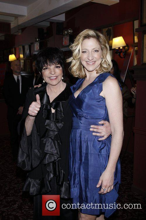 Liza Minnelli and Edie Falco 7