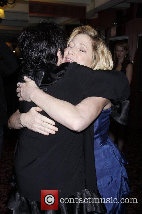 Liza Minnelli and Edie Falco 5