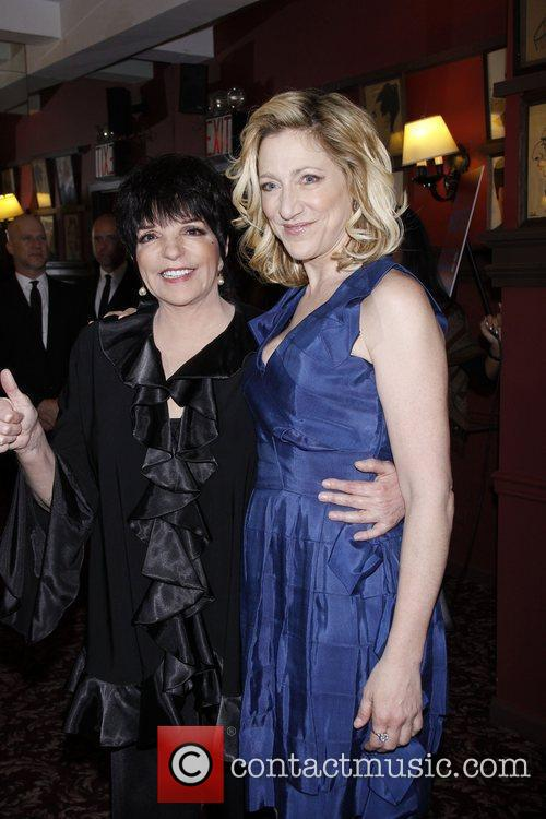 Liza Minnelli and Edie Falco 3