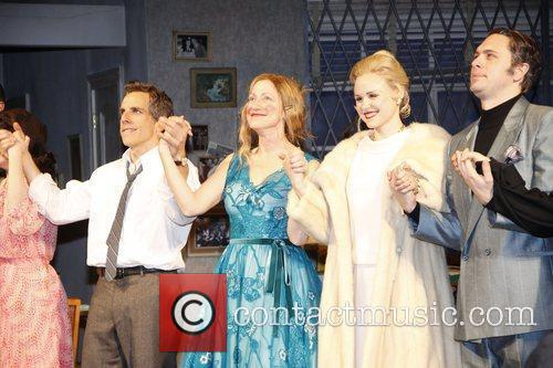 Ben Stiller, Alison Pill and Edie Falco 2