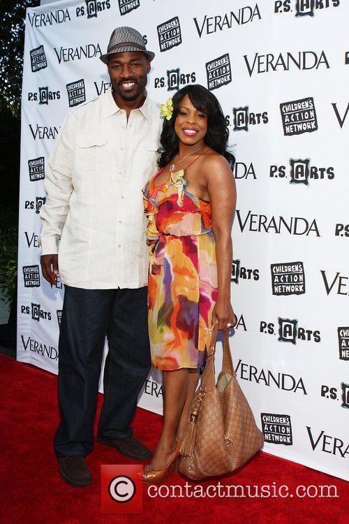 Jay Tucker and Niecy Nash Cocktail Party for...