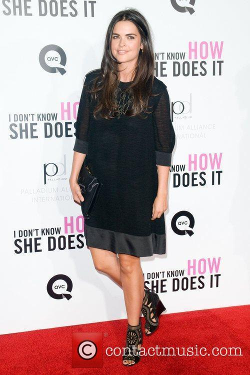 Katie Lee New York premiere of 'I Don't...