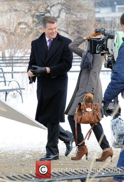 Sarah Jessica Parker and Pierce Brosnan 3