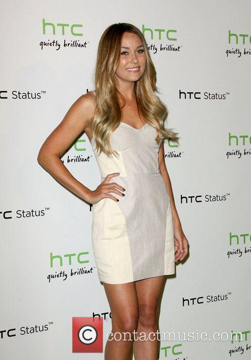 Lauren Conrad The HTC Status Social launch event...