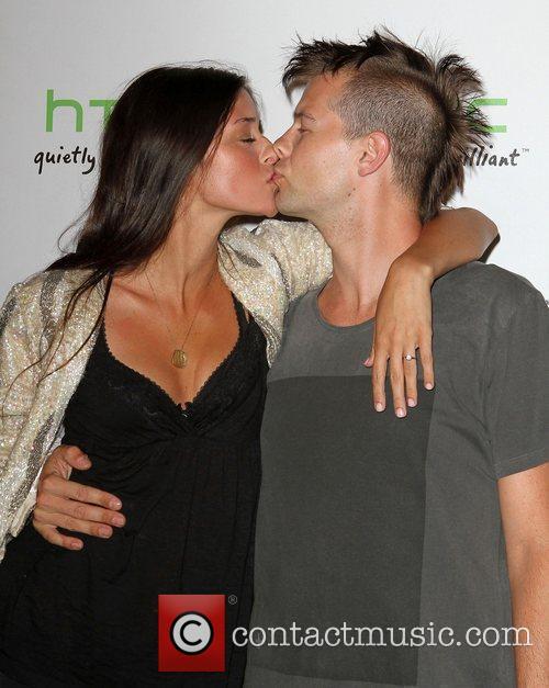 Caroline D'Amore; Bobby Alt The HTC Status Social...