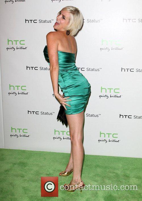 Brea Grant The HTC Status Social launch event...