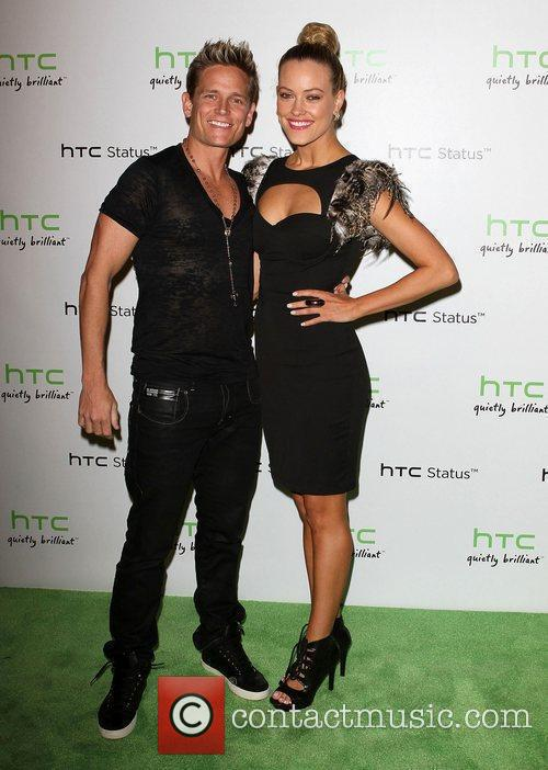 Damian Whitewood, Peta Murgatroyd The HTC Status Social...
