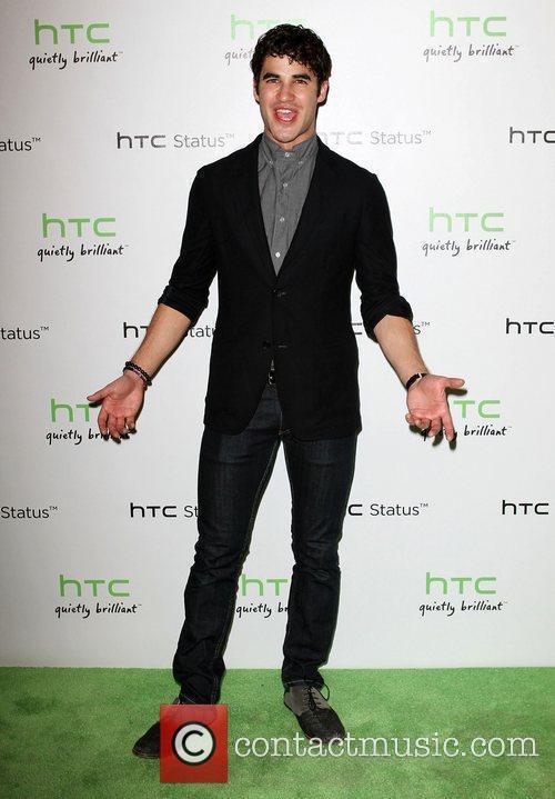 Darren Criss The HTC Status Social launch event...
