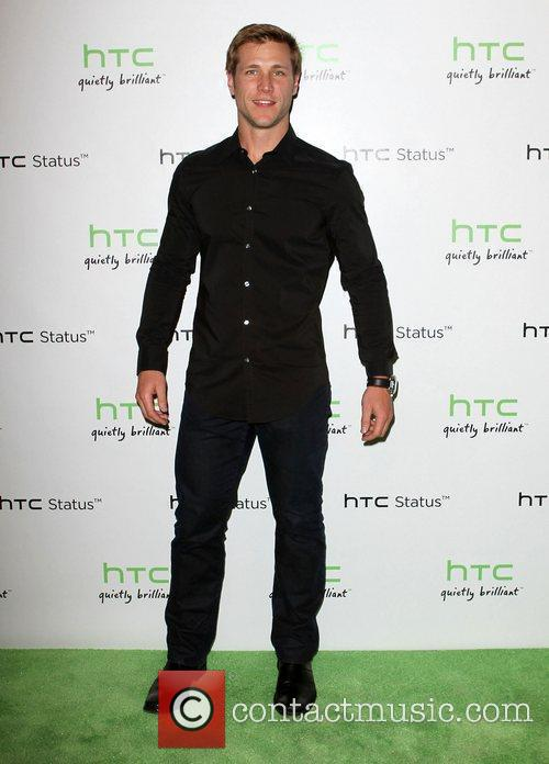 Jake Pavelka The HTC Status Social launch event...