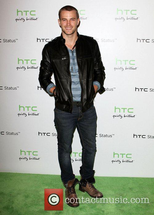 James Preston The HTC Status Social launch event...