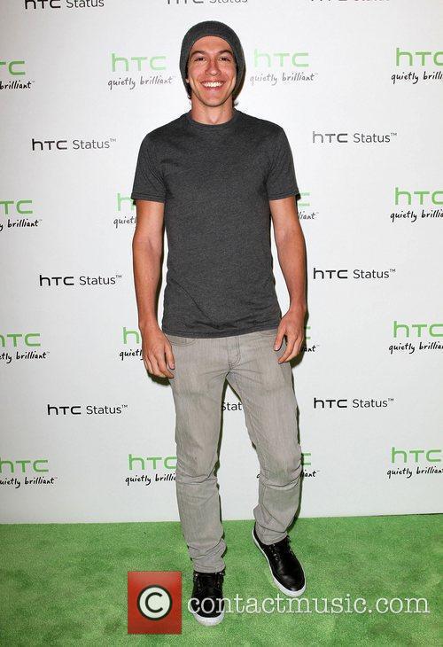 Jared Kutnitz The HTC Status Social launch event...