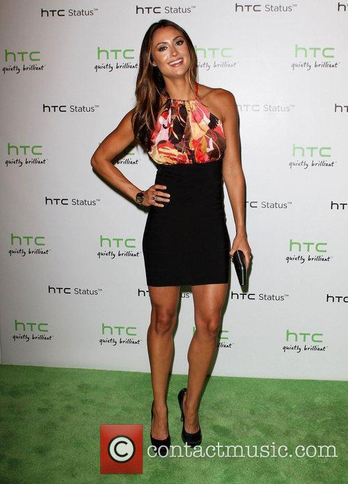 The HTC Status Social launch event held at...
