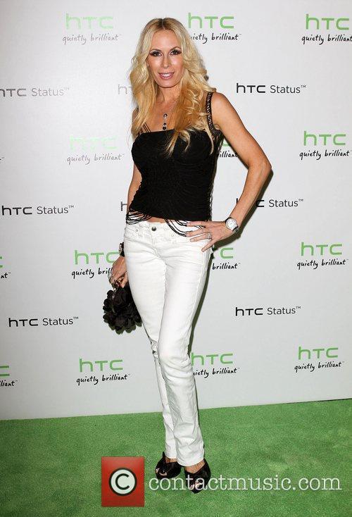 Peggy Tanous The HTC Status Social launch event...