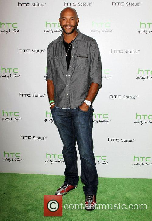 Stephen Bishop The HTC Status Social launch event...